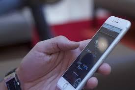 Az iPhone 6 fólia teljesen láthatatlan