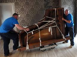 A bútorszállítás nem könnyű