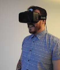Oculus rift kipróbálás