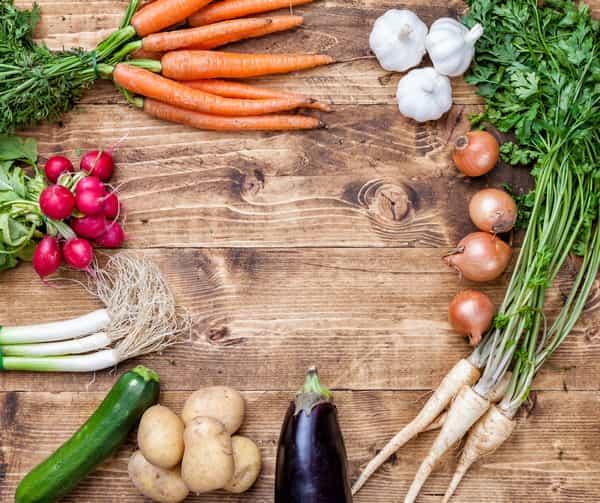 bio zöldség